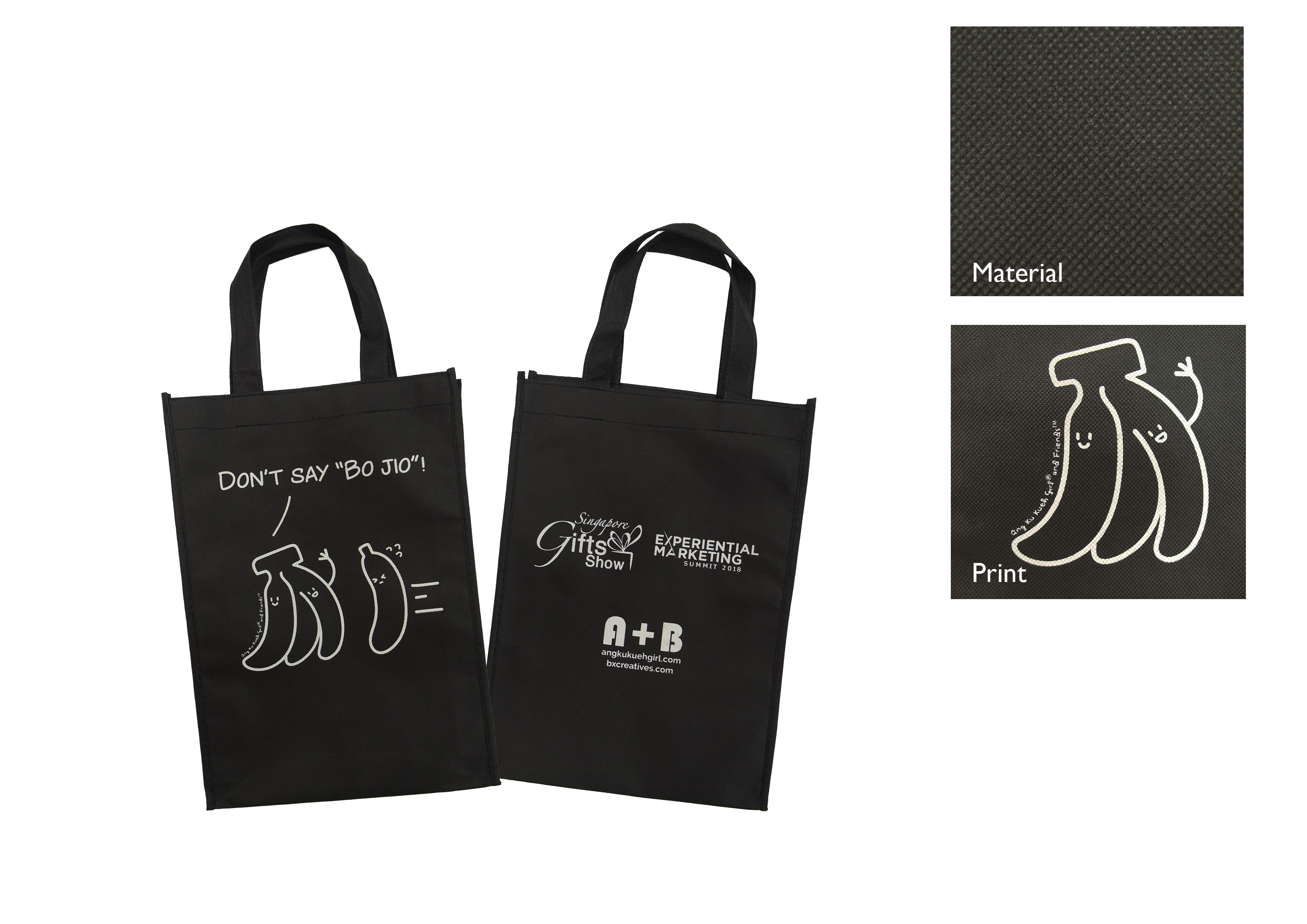 Tote Bag, Singapore Gift Show 2018