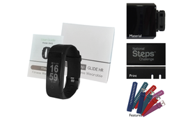 XTEP Glide HR Fitness Wearable