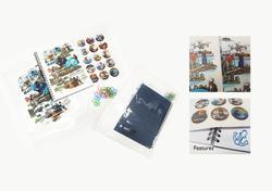 Stationery Kit (4-piece)