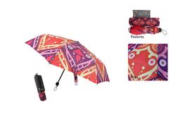 Purple Umbrella, Museum Label, Website P
