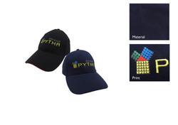 Cap, PYTHA, Website Photo