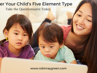 Using Chinese Medicine to Help Your Child: Quiz & Parenting Book