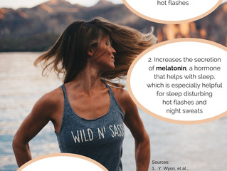Acupuncture Treatments for Hot Flashes and Night Sweats