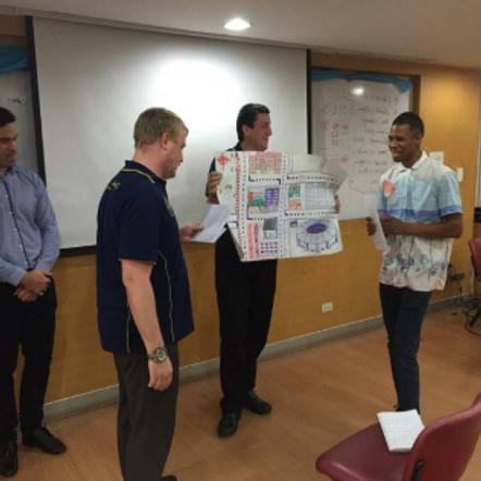 Thai for Communication for Training for International Students