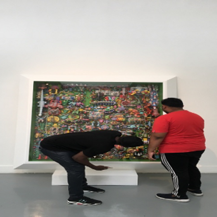 Trip to The Art Gallery