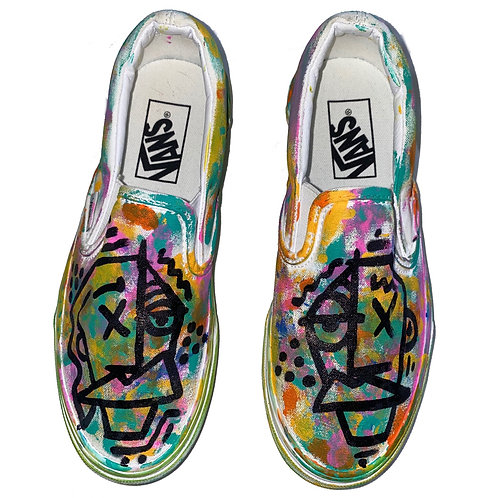 painted vans