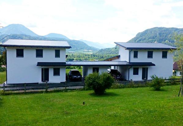 Ferienhaus Aussicht Berge