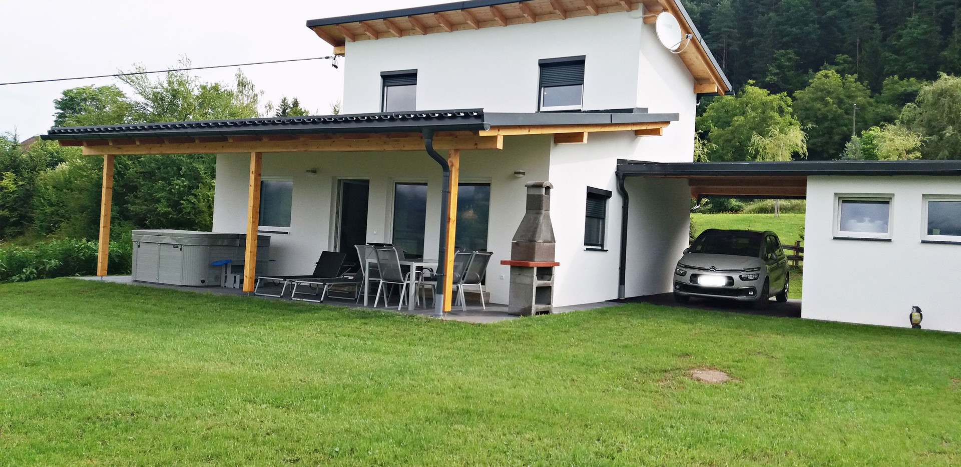 Ferienhaus Turrach