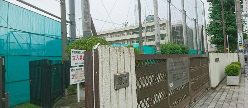サポート活動 in 東京都立小山台高等学校野球班