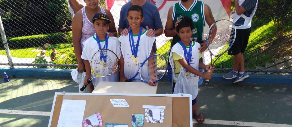Aniversário de SP: alunos participam de torneio e apresentação