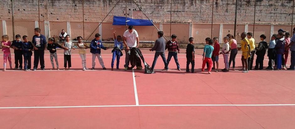 Unidades da OSEB participam da Semana Mundial do Brincar