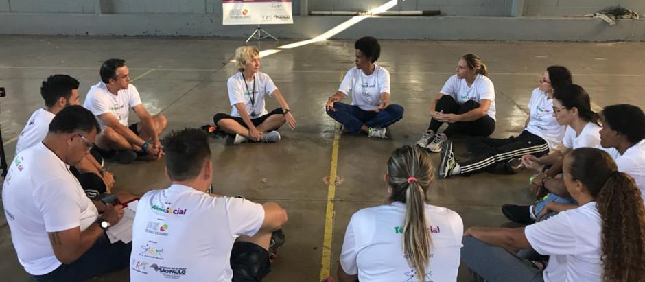 Após terceiro festival, novo curso do projeto Tênis Social é iniciado em São José do Rio Pardo (SP)