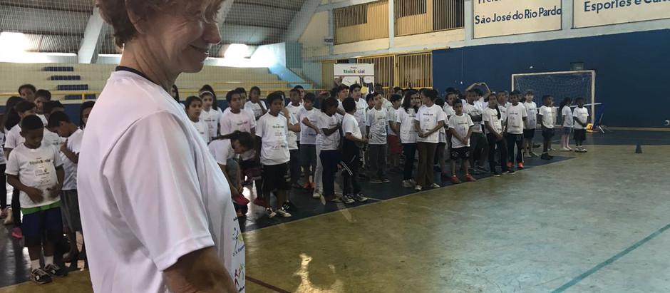 São José do Rio Pardo (SP) recebe Festival de Tênis