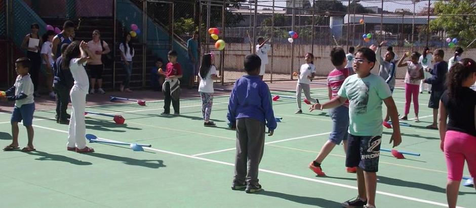 Clube Curuçá inaugura quadra de tênis