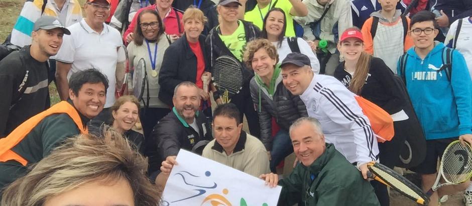 Torneio de tênis é atração no CERET na Virada Esportiva 2016