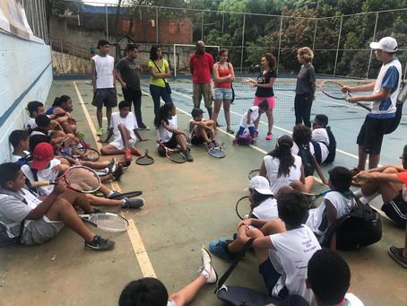Canal Bem Sacado visita projeto da OSEB