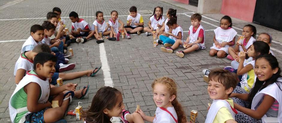 OSEB fecha parceria com o CCA para as aulas de tênis no CEU Perus