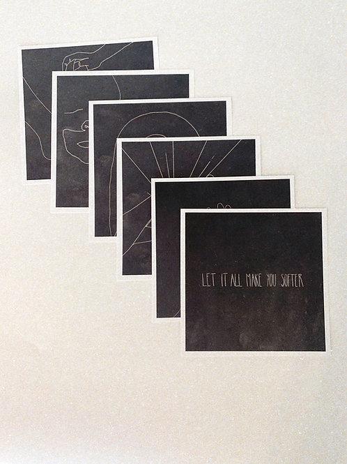 Mini Print 6 Pack