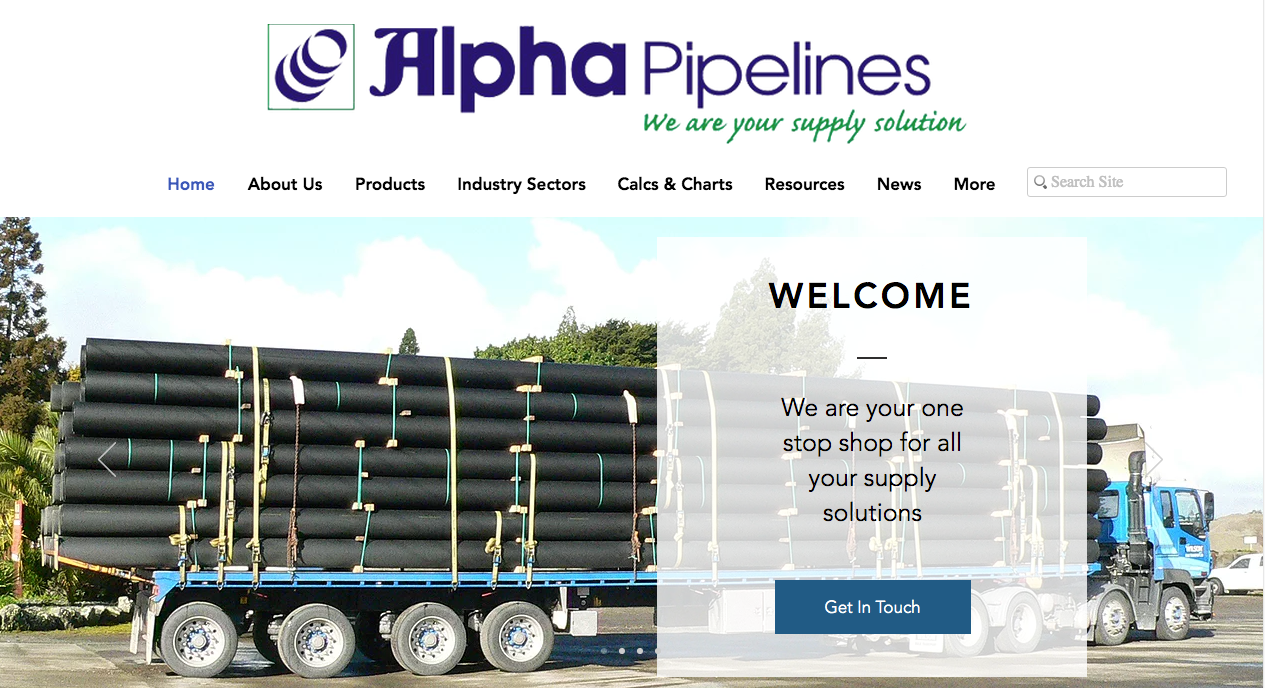 Alpha Pipelines