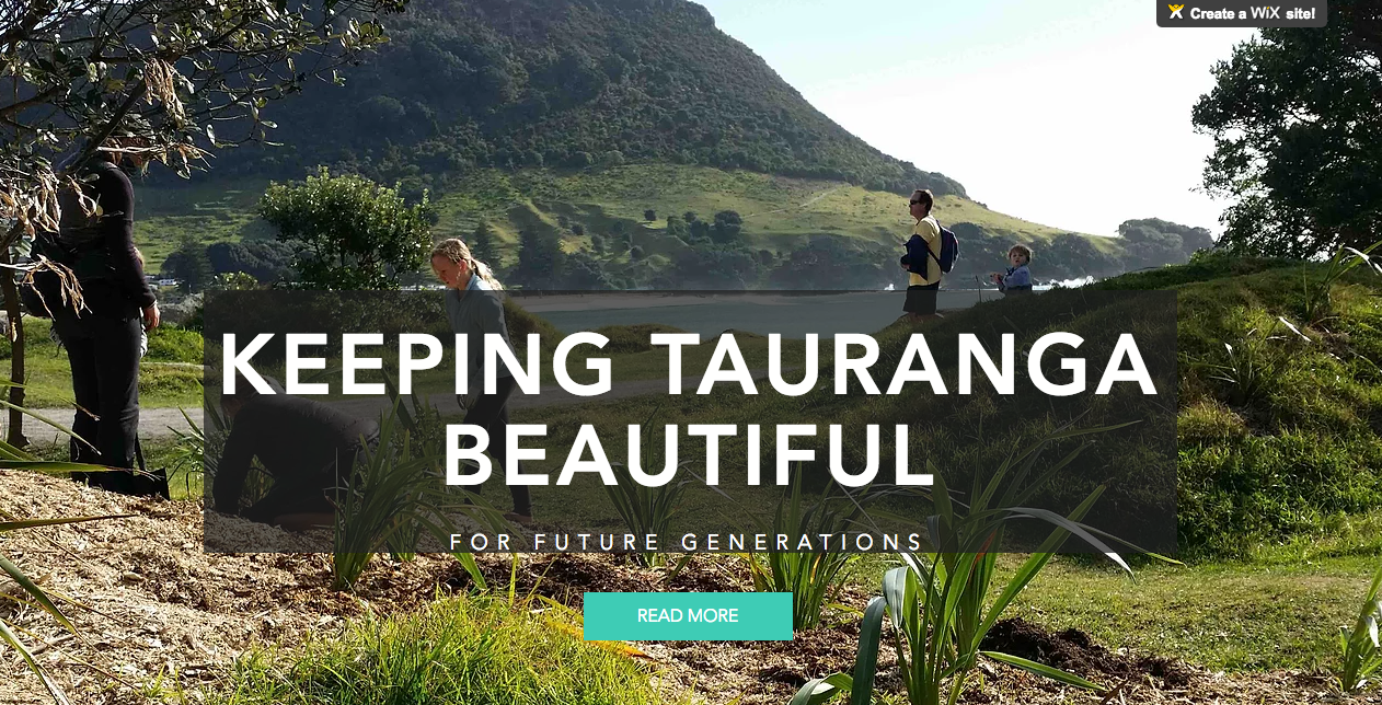 Keep Tauranga Beautiful