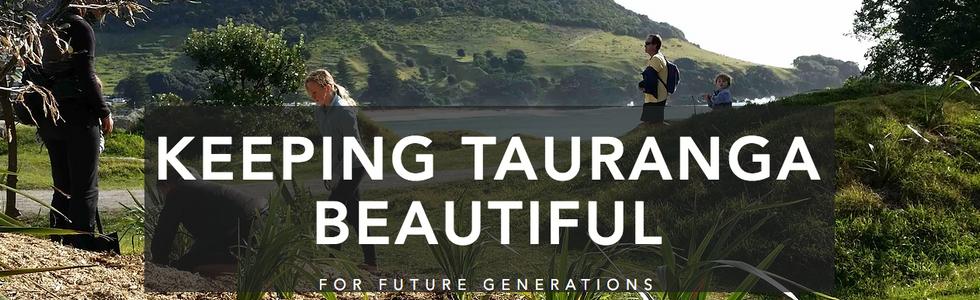 Keep Tauranga Beautiful