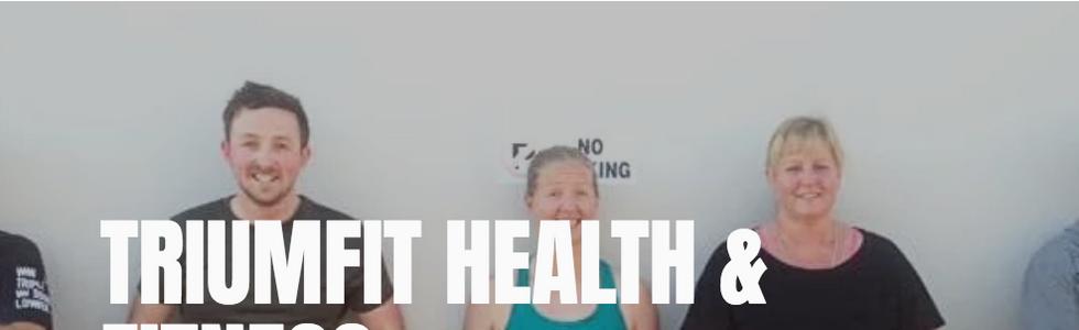 TriumFit Health & Fitness