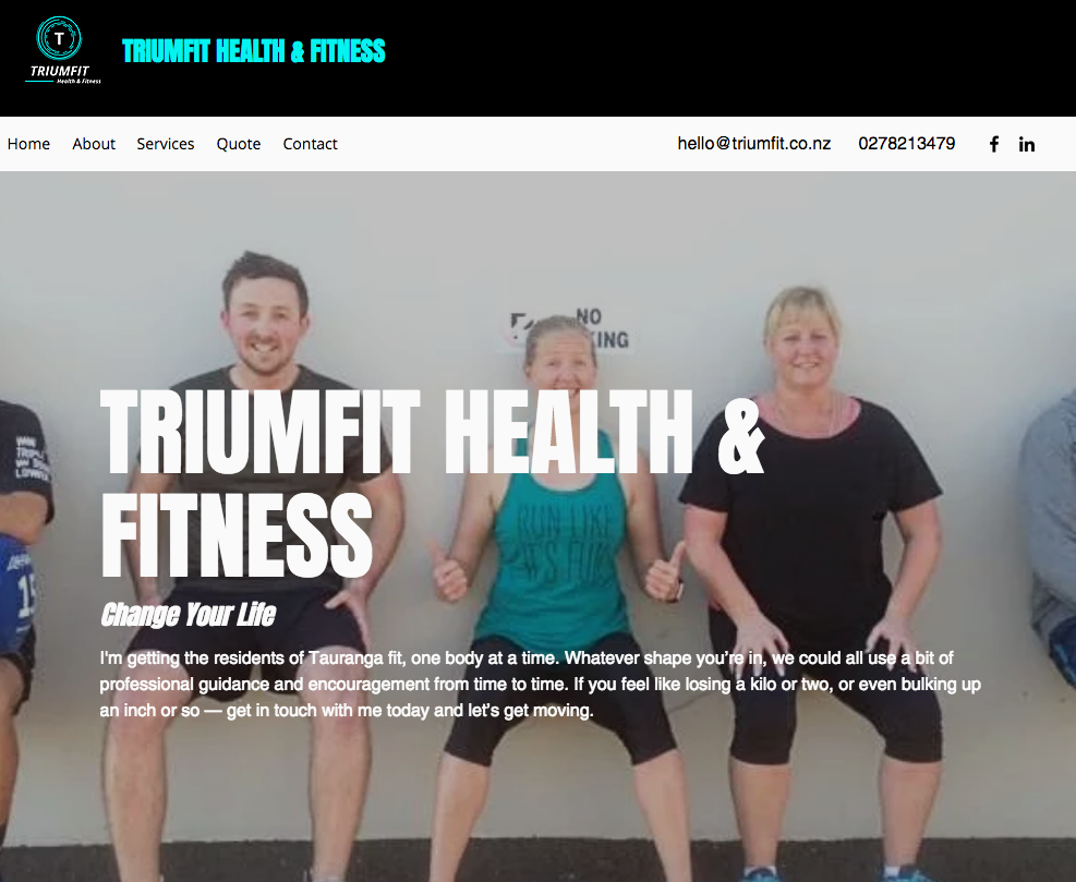 TriumFit Health & Fitness