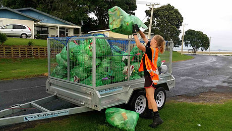 WBOP Kerbside Waste Audit