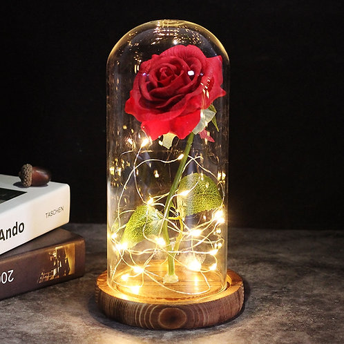 LED Eternal Rose