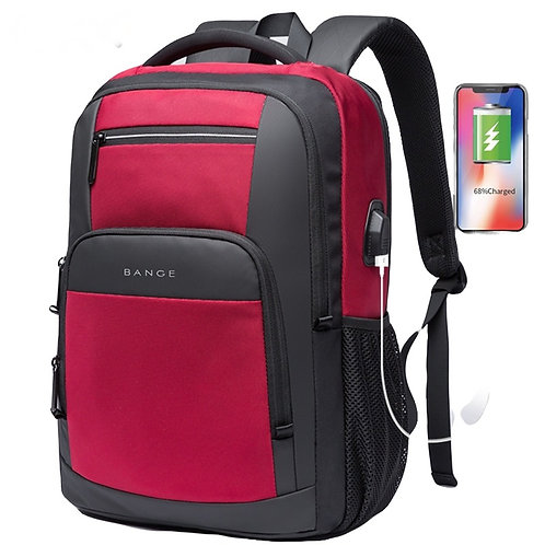 Multi Purpose Waterproof  Backpack with USB Charging