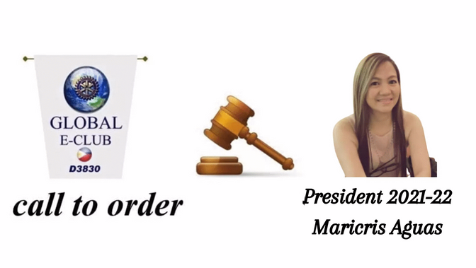 11 代目CRIS会長 11th president Cris