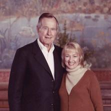 President Geroge H. W. Bush