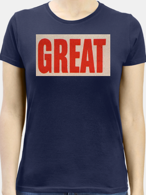 T-shirts EXCLUSIFS MINIPIX-Serie WORDS