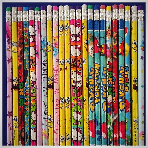 Crayons POP Pokemon, Sponge Bob, Hello Kitty & co