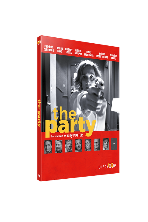 The Party, une comédie cynique de Sally Potter