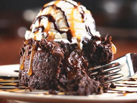 The Retirement Dessert