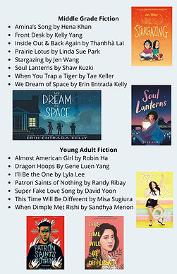 Book Recommendations for Asian American