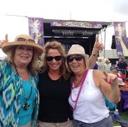 Cathy McGough, Pam Jung & Irene Simpson