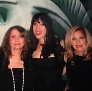 Linda Dorfman Alten & Caren Dorfman (with Iris Braydon - Daughter/Niece)
