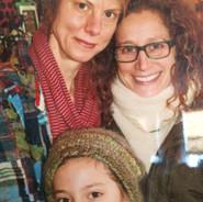 Lisa Weinstein & Carrie Weinstein