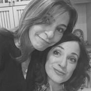 Michelle Azar & Melissa Greenspan