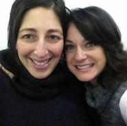 Naomi Azar & Melissa Greenspan