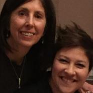 Dr. Victoria Levin & Judy Bowman