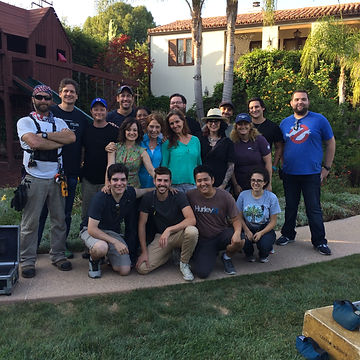 Cast and crew of How To Beat Your Sister-in-Law (at everything)