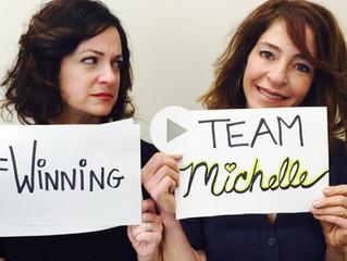 Who's Winning #DrunkKickstarter - Melissa or Michelle?!