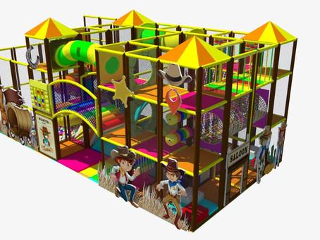 Opening a Children's Playground