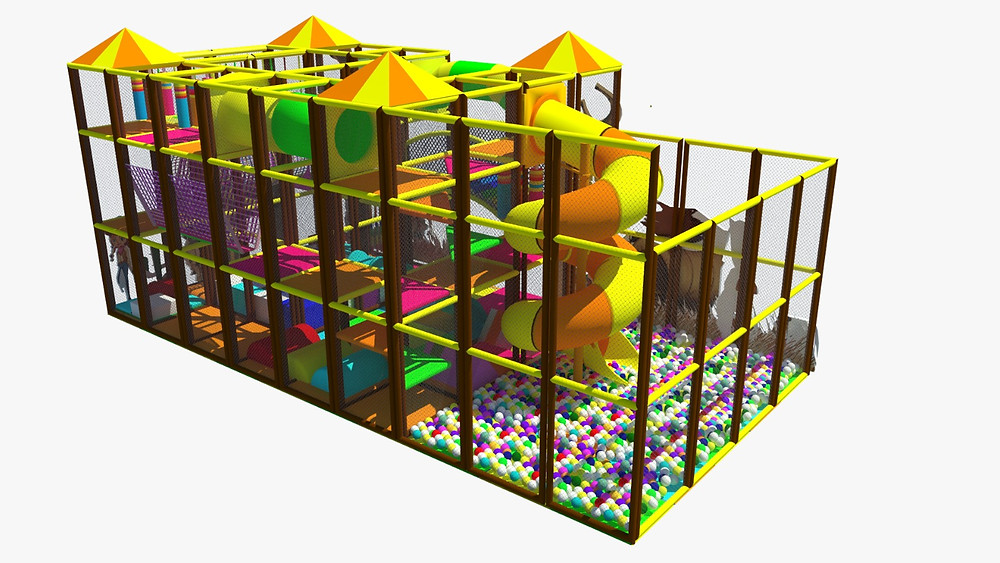 Turkish Soft Play Manufacturer Company
