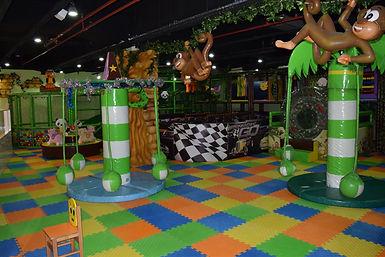 Forest Theme Indoor Playground Equipment