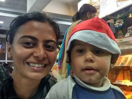 Of brief encounters and lasting memories - Delhi airport