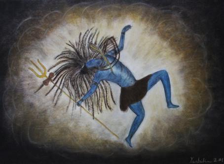 SHIVA - An art series